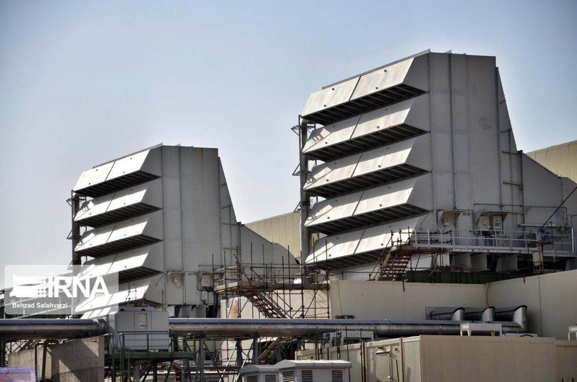 خبرنگاران واحد بخار نیروگاه سیکل ترکیبی عسلویه روز پنجشنبه افتتاح می گردد