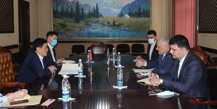 تأکید وزیر اقتصاد قرقیزستان بر همکاری با شرکت های ایرانی