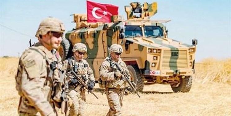 کشته و مجروح شدن 3 نظامی ترکیه در ادلب سوریه