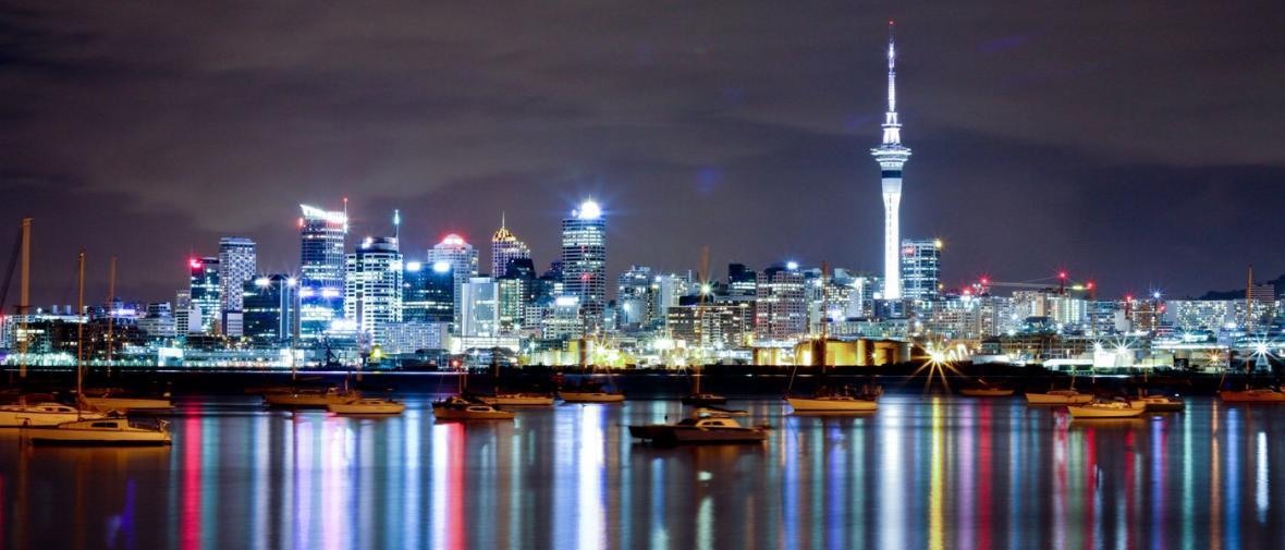 ماه عسل در اوکلند؛ نیوزلند