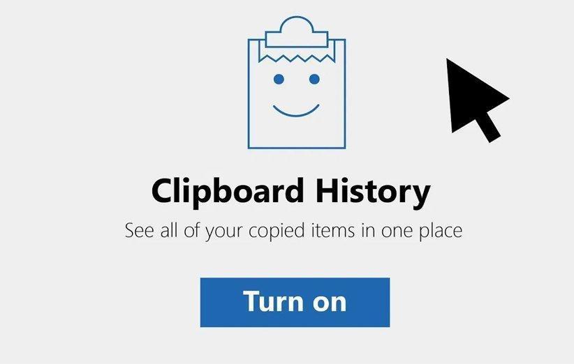 آموزش فعال سازی و استفاده از تاریخچه کلیپ بورد در ویندوز 10