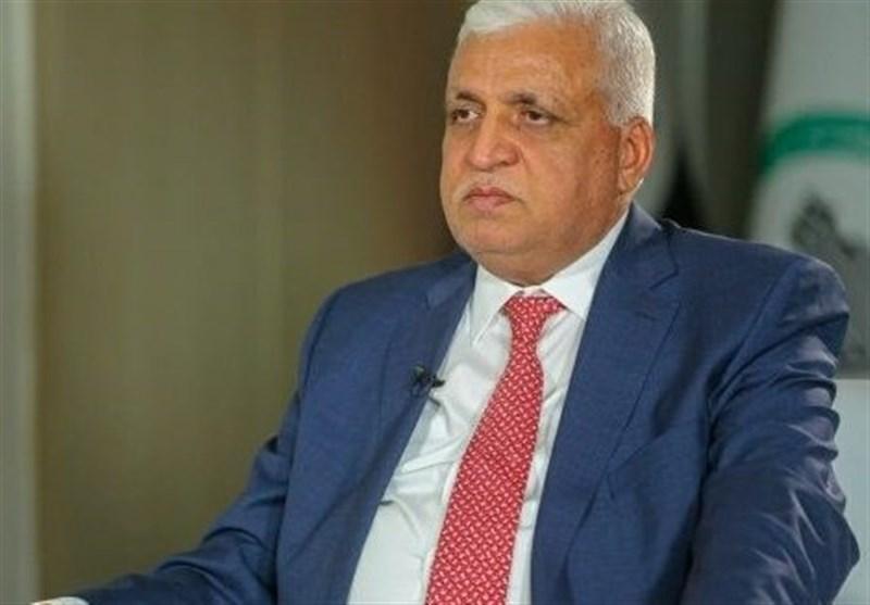 عراق، الفیاض: پیروزی بر تروریسم بدون فداکاری حشد شعبی و ارتش ممکن نبود