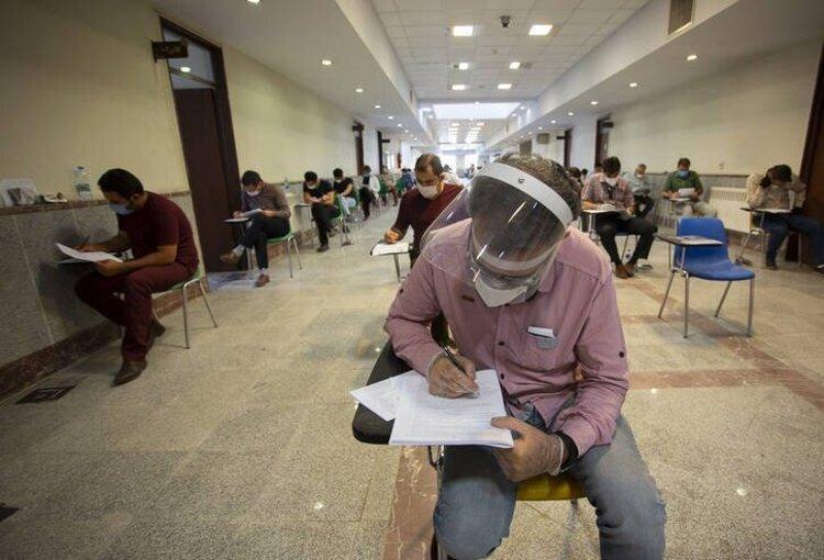 شروع رقابت داوطلبان آزمون کارشناسی ارشد 99