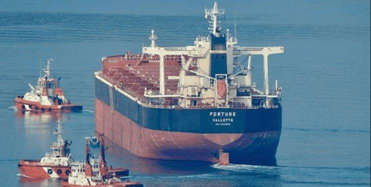 4 نفت کش به دلیل نقض تحریم های ایران خلع پرچم شدند