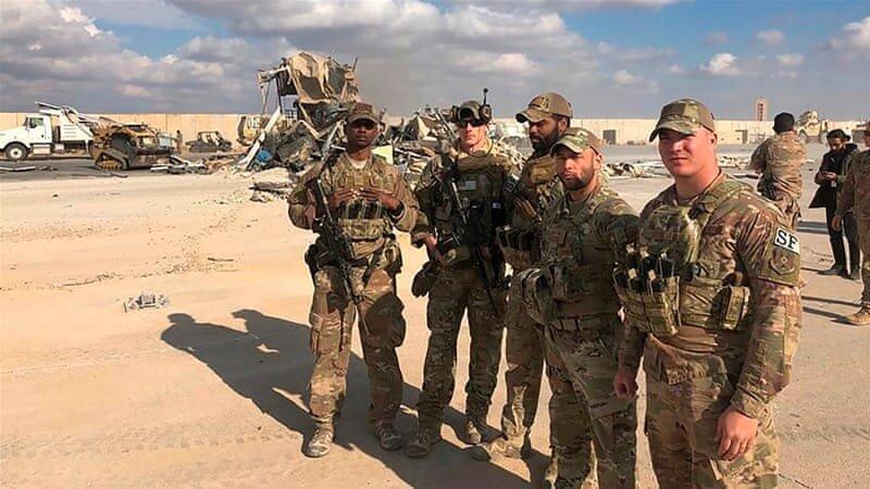 یک سوم نیروهای آمریکایی از عراق خارج می شوند