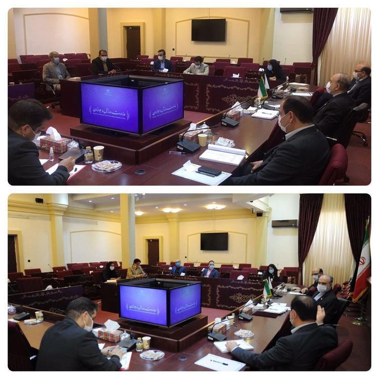 (عکس) جلسه خصوصی سازی پرسپولیس و استقلال