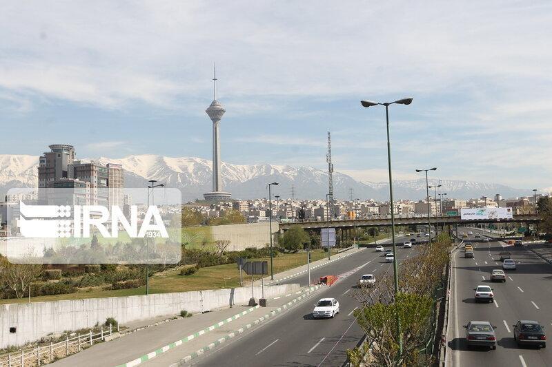 خبرنگاران کیفیت هوای تهران در مدار سلامت