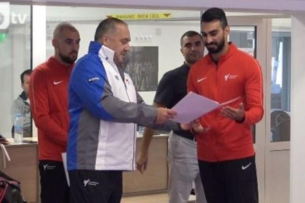 فرزاد ذوالقدری سرمربی تیم ملی تکواندو بلغارستان شد