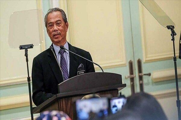 نخست وزیر مالزی به قرنطینه 2 هفته ای رفت